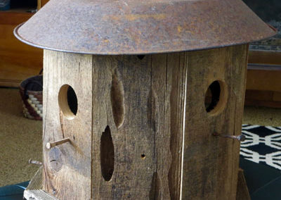 Bird House and Garden Art Auction 2017